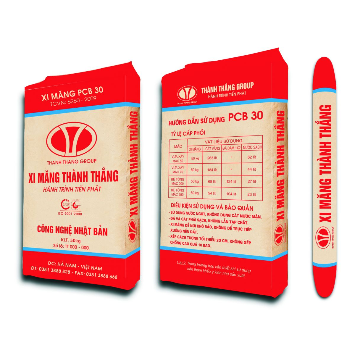 Xi Măng Thành Thắng PCB30
