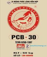 Xi Măng Duyên Hà PCB 30